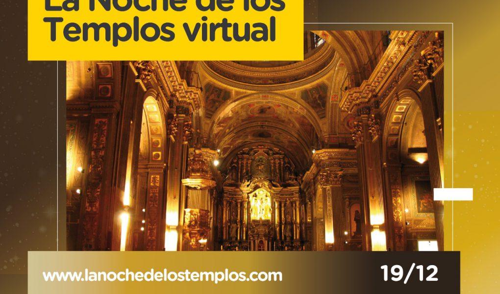 Noche de los Templos